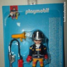 Reproducciones Figuras de Acción: PLAYMOBIL BOMBERO. Lote 206383472