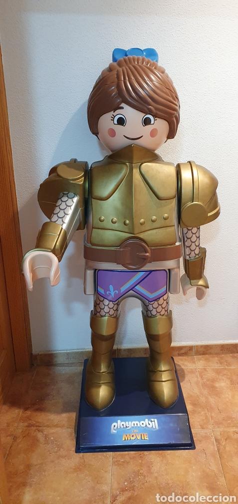 Reproducciones Figuras de Acción: Playmobil tamaño gigante promocion the movie , más de 1,60 metros de altura - Foto 2 - 207454790