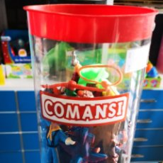 Reproductions Figurines d'Action: COMANSI TUBO BLISTER CON FIGURAS DEL OESTE. Lote 238576810