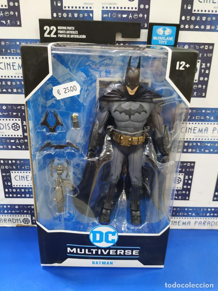 BATMAN: ARKHAM ASYLUM (DC MULTIVERSE) (Juguetes - Reproducciones Figuras de Acción)