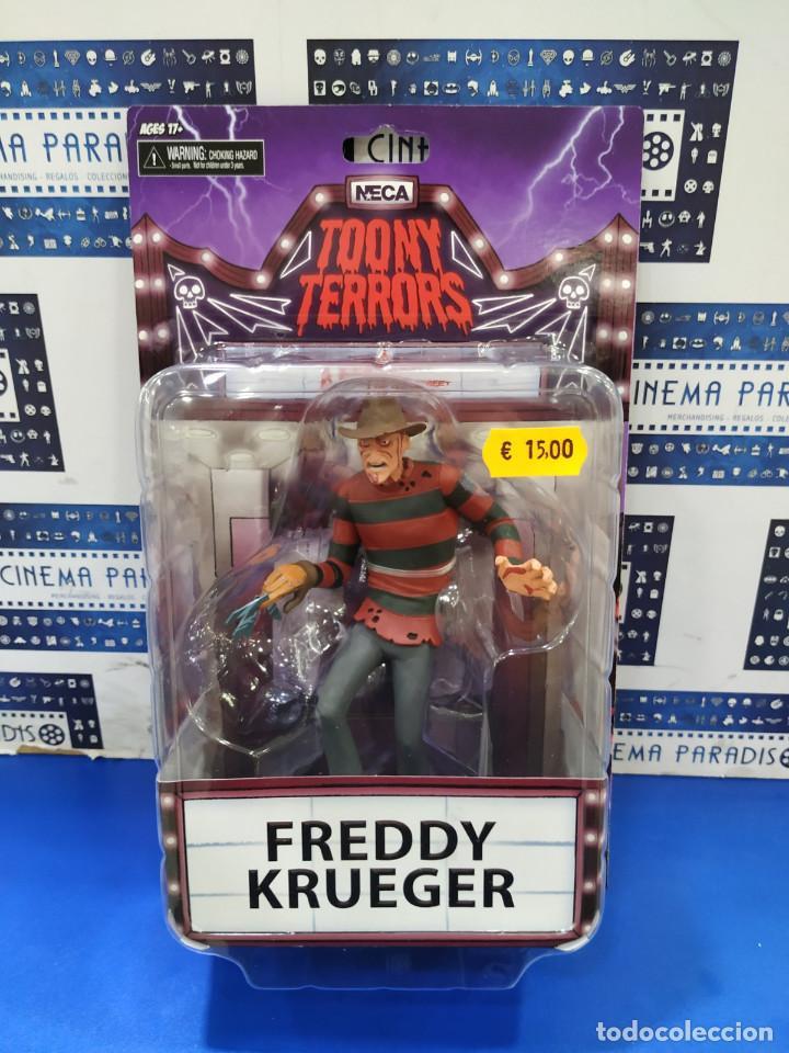 FREDDY KRUEGER (TOONY TERRORS) (Juguetes - Reproducciones Figuras de Acción)