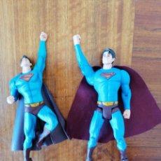 Reproducciones Figuras de Acción: FIGURAS SUPERMAN. Lote 210573702