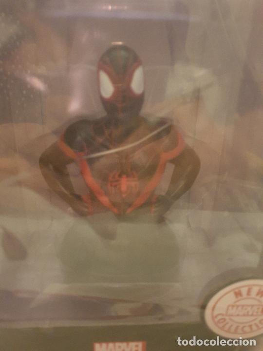 Reproducciones Figuras de Acción: FIGURAS SUPER HEROES-MARVEL BUSTOS-COLECCIONABLE-PRECINTADO. - Foto 3 - 210703757