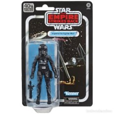 Reproducciones Figuras de Acción: FIGURA IMPERIAL TIE FIGHTER PILOT EPISODE V 40TH ANNIVERSARY 15 CM - STAR WARS THE BLACK SERIES. Lote 212083347