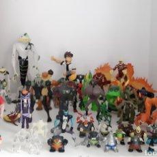 Reproductions Figurines d'Action: BEN 10 / LOTE FIGURAS BEN 10 / JUGUETES BEN 10. Lote 213913655