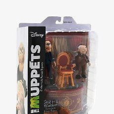 Reproductions Figurines d'Action: STATLER & WALDORF (THE MUPPETS). Lote 215827175