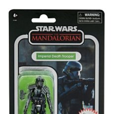 Reproducciones Figuras de Acción: IMPERIAL DEATH TROOPER (THE MANDALORIAN).. Lote 253829390