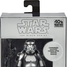 Reproductions Figurines d'Action: STORMTROOPER (THE BLACK SERIES). Lote 221270211