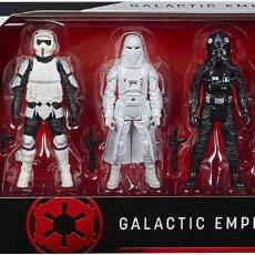 Reproducciones Figuras de Acción: PACK IMPERIO GALÁCTICO (STAR WARS). Lote 222030246
