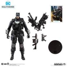 Reproducciones Figuras de Acción: BATMAN - THE GRIM KNIGHT (DC MULTIVERSE). Lote 222572773