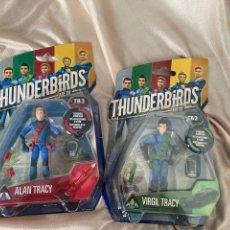 Reproducciones Figuras de Acción: THUNDERBIRDS ARE GO VIVID VIRGIL Y ALAN TRACY. Lote 222984980