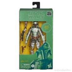 Reproductions Figurines d'Action: BOBA FETT (THE BLACK SERIES). Lote 223598517