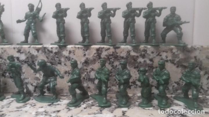 Reproducciones Figuras de Acción: Lote soldado Hong Kong - Foto 4 - 224360920