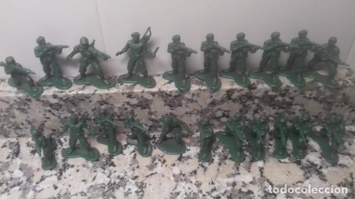Reproducciones Figuras de Acción: Lote soldado Hong Kong - Foto 5 - 224360920