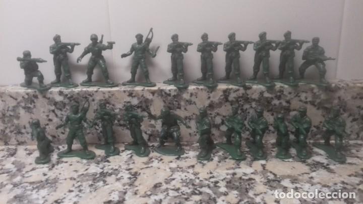 Reproducciones Figuras de Acción: Lote soldado Hong Kong - Foto 6 - 224360920