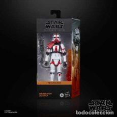 Reproductions Figurines d'Action: INCINERATOR TROOPER (THE BLACK SERIES). Lote 224483787