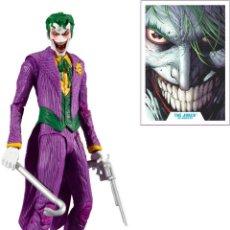 Reproducciones Figuras de Acción: THE JOKER (DC MULTIVERSE). Lote 225533682