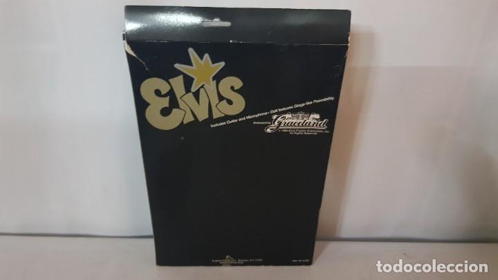 Reproducciones Figuras de Acción: Elvis Presley figura en muñeco completo y original de 1984 de la marca graceland - Foto 4 - 225695505