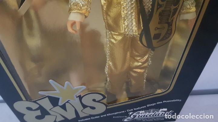 Reproducciones Figuras de Acción: Elvis Presley figura en muñeco completo y original de 1984 de la marca graceland - Foto 10 - 225695505
