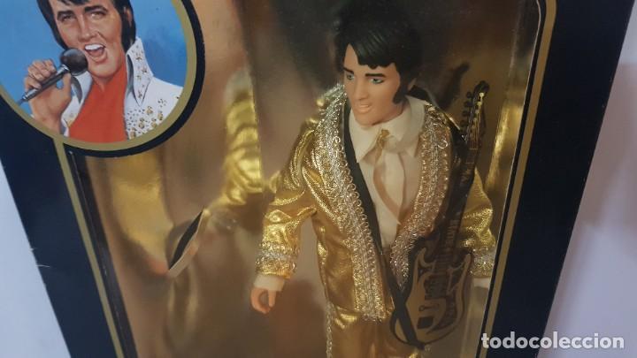 Reproducciones Figuras de Acción: Elvis Presley figura en muñeco completo y original de 1984 de la marca graceland - Foto 11 - 225695505