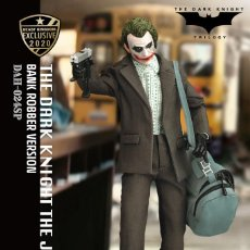 Reproducciones Figuras de Acción: THE JOKER - BANK ROBBER VERSION (THE DARK KNIGHT TRILOGY). Lote 228455505