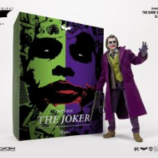 Reproducciones Figuras de Acción: THE JOKER (THE DARK KNIGHT TRILOGY). Lote 228456220