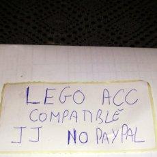 Reproducciones Figuras de Acción: LOTE 2 ESCUDO CAPITÁN AMÉRICA Y ROMANO LEGO COMPATIBLE. Lote 237204980