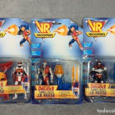 Reproductions Figurines d'Action: LOTE X 3 FIGURAS BOOTLEG VR TROOPERS - SIN ABRIR -. Lote 240210105