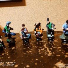 Reproducciones Figuras de Acción: 6 FIGURAS NARUTO. Lote 240917750