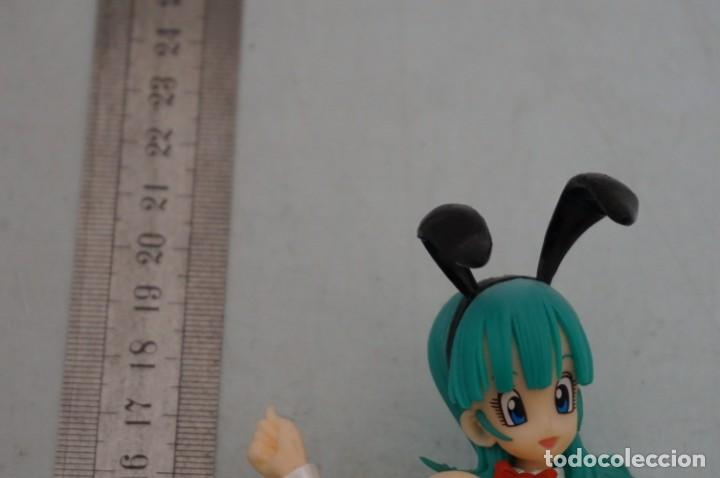 Reproducciones Figuras de Acción: FANTASTICA FIGURA DE ACCION - DRAGON BALL BULMA - 20 CM - EDICION JAPONESA - Foto 7 - 241363155
