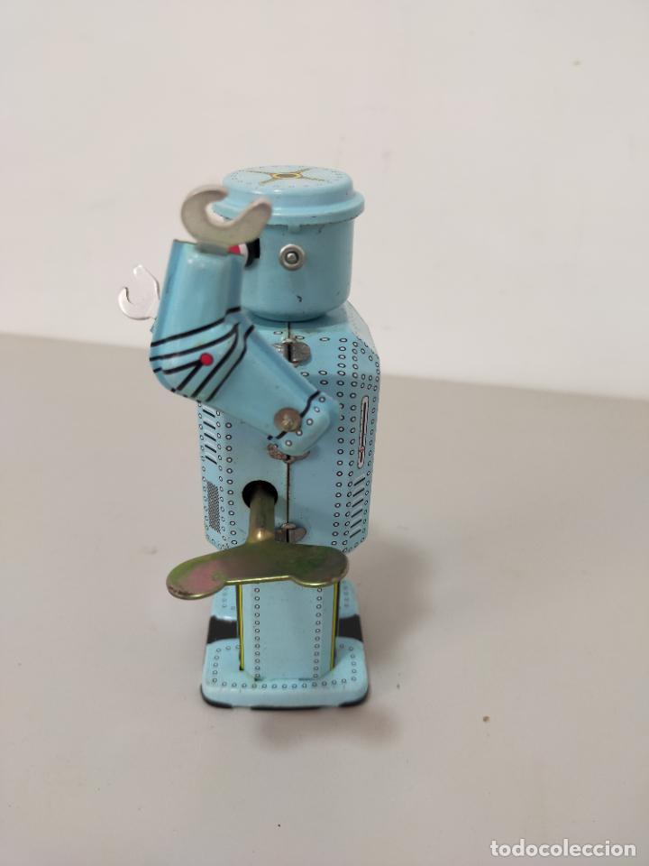 Reproducciones Figuras de Acción: ROBOT HOJALATA A CUERDA MADE IN CHINA - Foto 5 - 244720020