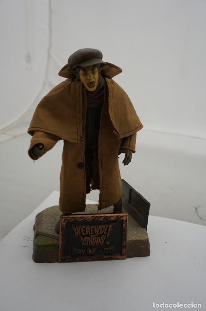 FANTASTICA FIGURA HOMBRE LOBO DE LA PELICULA ORIGINAL - WEREWOLF LONDON HENRY HULL 1933 - (Juguetes - Reproducciones Figuras de Acción)