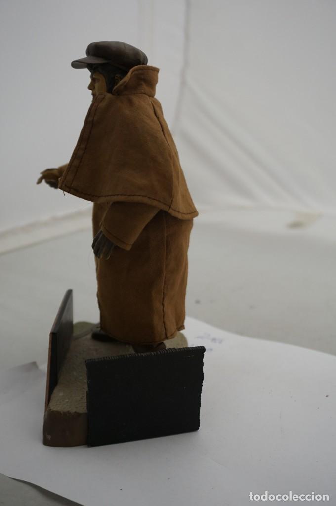 Reproducciones Figuras de Acción: FANTASTICA FIGURA HOMBRE LOBO DE LA PELICULA ORIGINAL - WEREWOLF LONDON HENRY HULL 1933 - - Foto 8 - 245367215