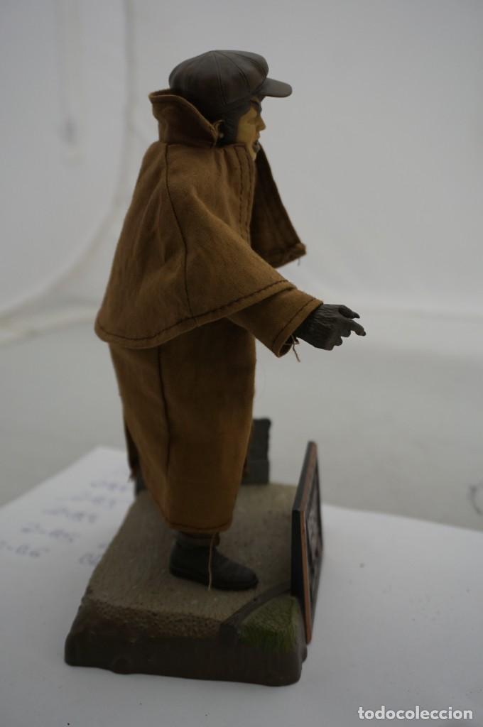 Reproducciones Figuras de Acción: FANTASTICA FIGURA HOMBRE LOBO DE LA PELICULA ORIGINAL - WEREWOLF LONDON HENRY HULL 1933 - - Foto 10 - 245367215