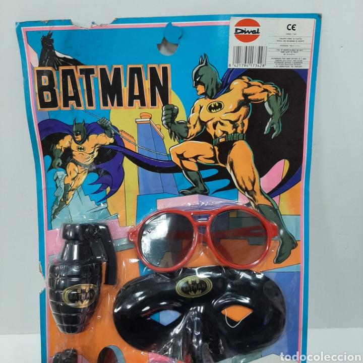 Reproducciones Figuras de Acción: Carton BATMAN bootleg kiosko feria - Foto 2 - 262719465