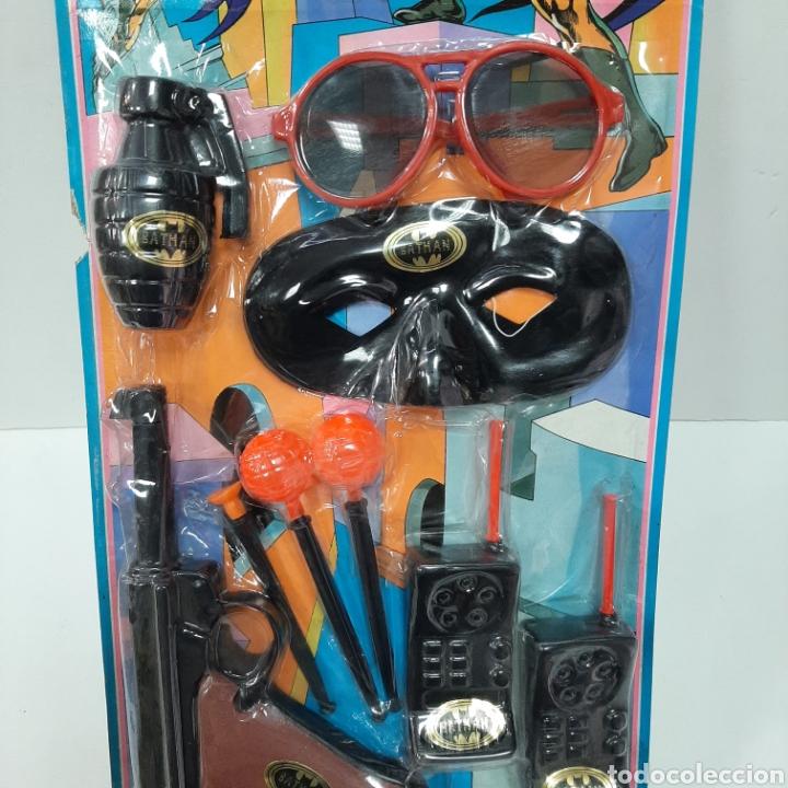 Reproducciones Figuras de Acción: Carton BATMAN bootleg kiosko feria - Foto 3 - 262719465