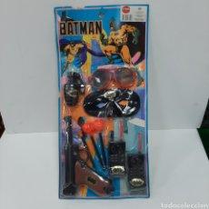 Reproducciones Figuras de Acción: CARTON BATMAN BOOTLEG KIOSKO FERIA. Lote 262719465