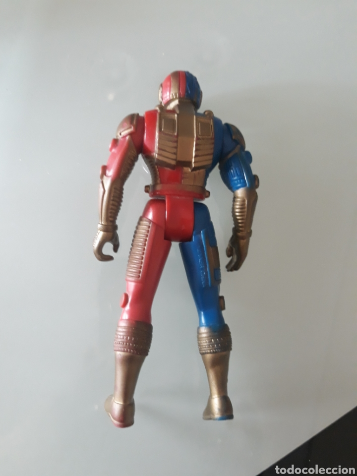 Reproducciones Figuras de Acción: Figura Saban vs Troopers. Ryan Steel Kenner 1995. - Foto 2 - 289591498