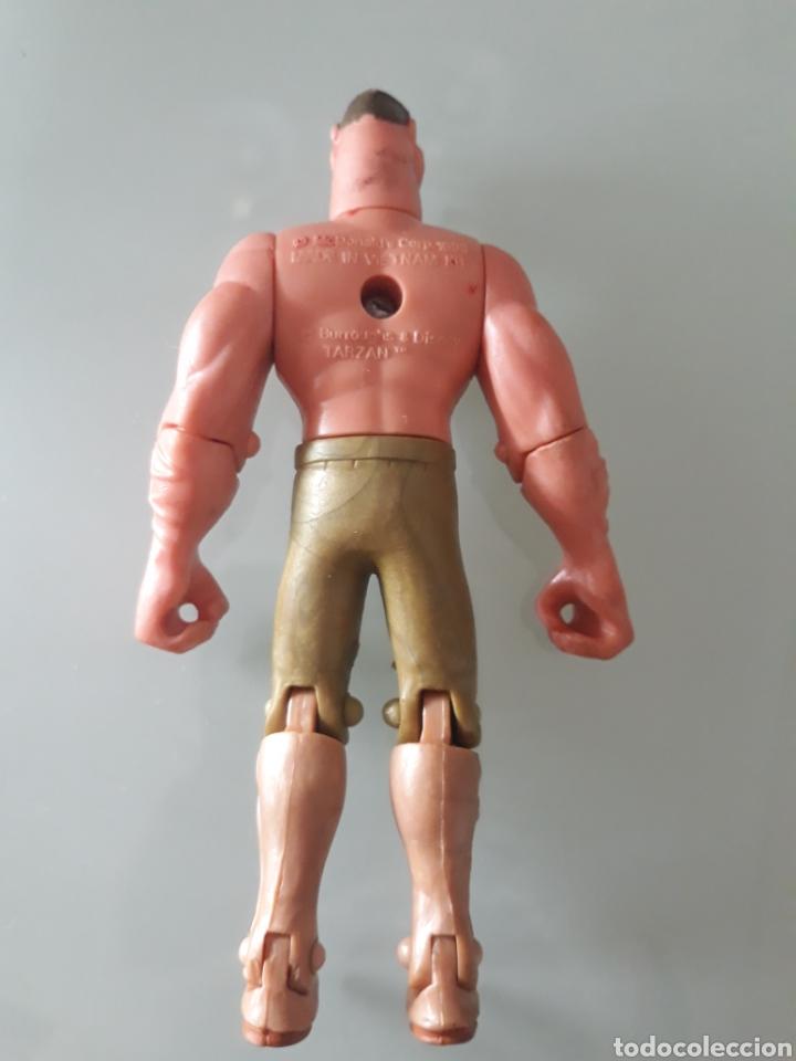 Reproducciones Figuras de Acción: Figura de Clayton, de Tarzán. Mcdonalds Disney. - Foto 2 - 289597363