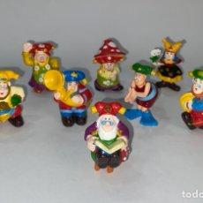 Reproducciones Figuras de Acción: LOTE DE 10 FIGURAS DE PLOP EL GNOMO - PLOP STUDIO100. Lote 293240698