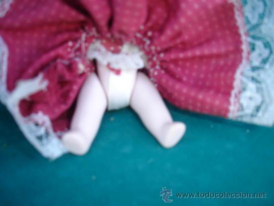 Reproducciones Muñecas Españolas: muñeca de porcelana pequeña - Foto 2 - 33558578