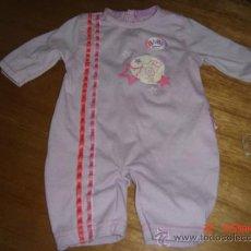 Reproducciones Muñecas Españolas: PRECIOSO PELELE, BABY BORN CON CUELLO TAMAÑO MEDIO. Lote 35902979