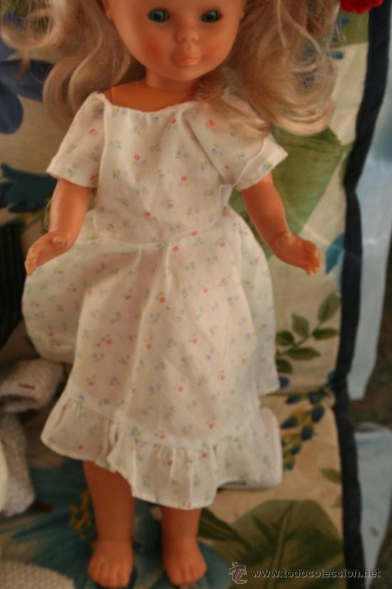 VESTIDO MUÑECA (Juguetes - Reproducciones Vestidos y Accesorios Muñeca Española Moderna)