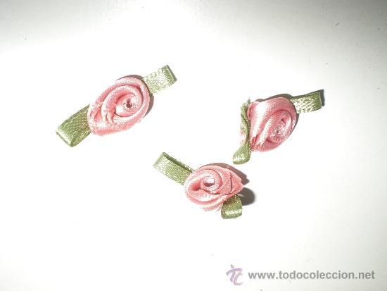lote de 3 adornos flores ideal para trajes de Comprar