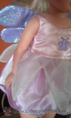 Reproducciones Muñecas Españolas: Precioso vestido de hada para nancy - Foto 3 - 39340777