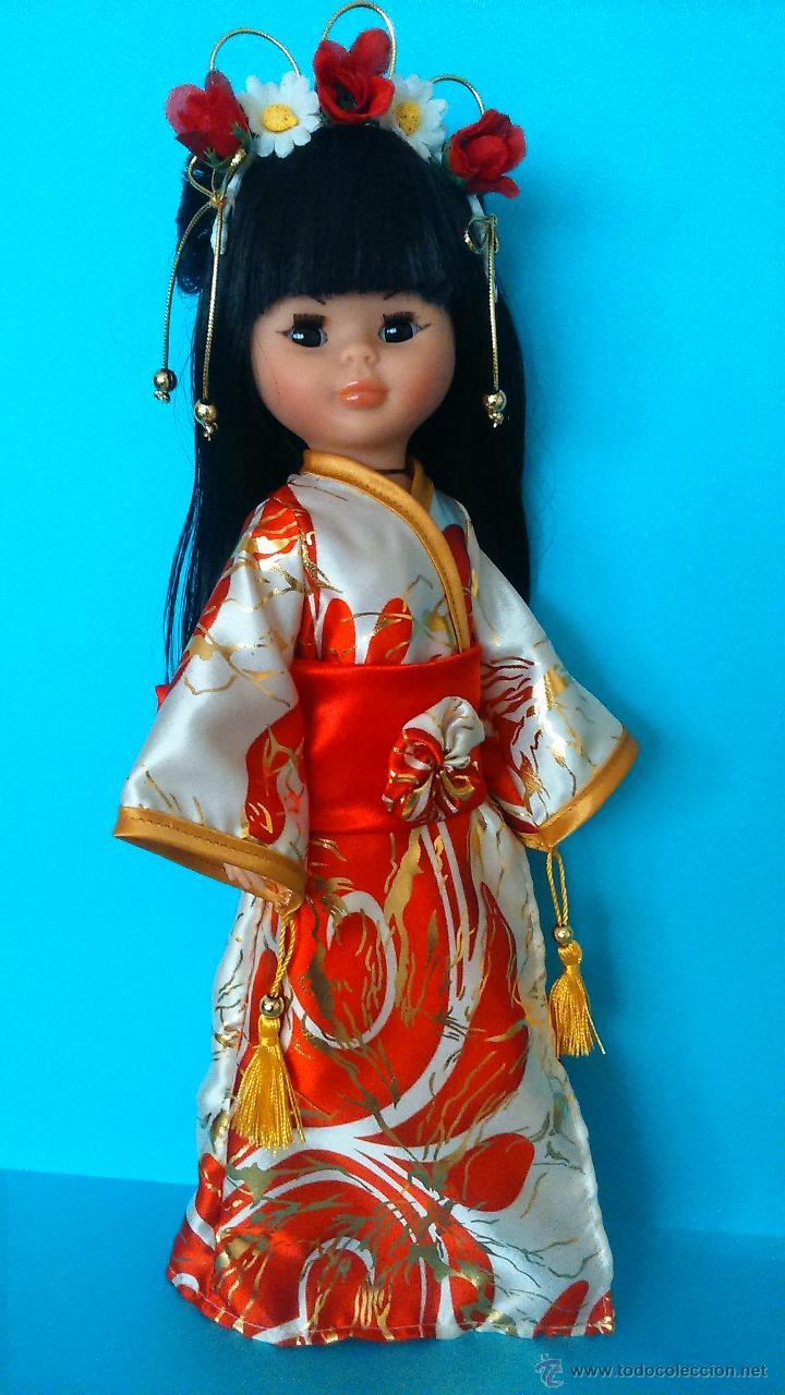 Kimono para mu eca pepa y para nancy oriental d comprar for Musica orientale famosa