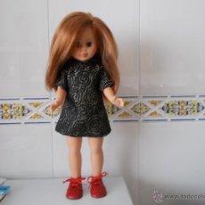 Reproduções Bonecas Espanholas: VESTIDO PARA MUÑECA PEPA O NANCY ANTIGUA. Lote 52610431