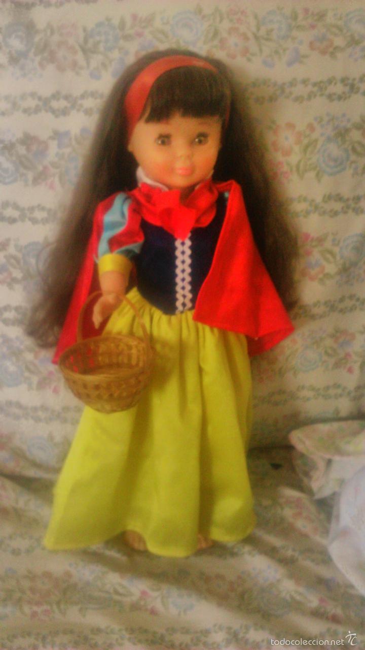 Reproducciones Muñecas Españolas: Bonito bolso cesto de mimbre para Nancy,ideal para conjunto primavera o blanca nieves - Foto 2 - 171498448