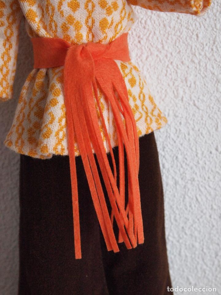 Reproducciones Muñecas Españolas: REPLICA DEL CINTURON DEL CONJUNTO LOCO LOCO NANCY - Foto 3 - 199843478