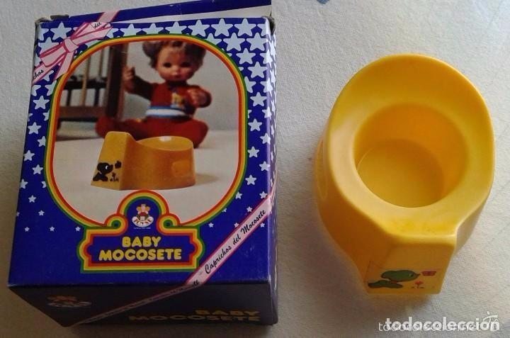 ORINAL BABY MOCOSETE (Juguetes - Reproducciones Vestidos y Accesorios Muñeca Española Moderna)